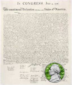 Deklaracija - brez napisa